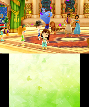 Disney Magical World 2 Review - Screenshot 4 of 4