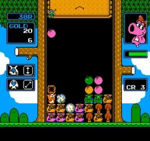 Wario's Woods Review - Screenshot 4 of 7