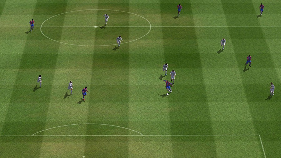 FIFA 08 Screenshot