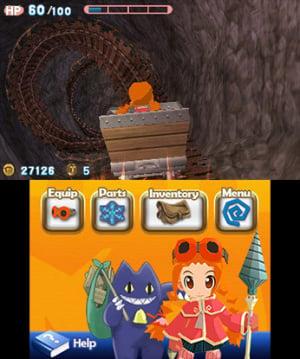 Gurumin 3D: A Monstrous Adventure Review - Screenshot 1 of 4