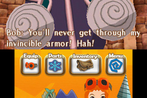 Gurumin 3D: A Monstrous Adventure Screenshot