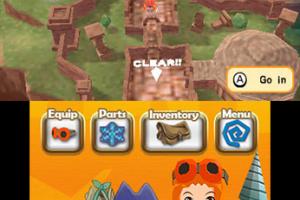 Gurumin 3D: A Monstrous Adventure Screenshot