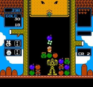 Wario's Woods Review - Screenshot 2 of 2