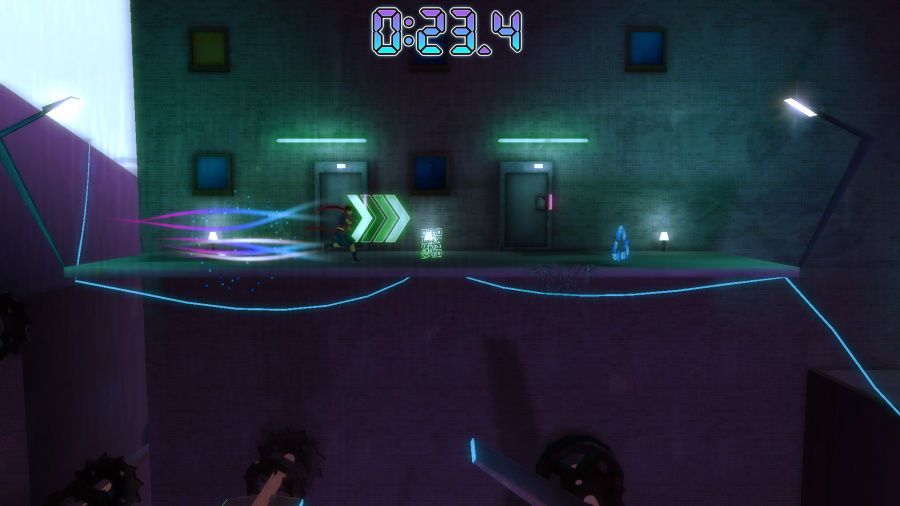 Ninja Pizza Girl Review - Screenshot 4 of 6