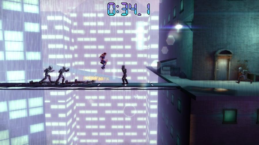 Ninja Pizza Girl Review - Screenshot 2 of 6