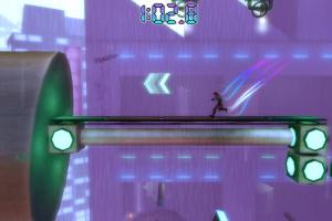 Ninja Pizza Girl Screenshot