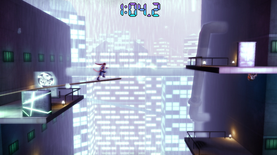 Ninja Pizza Girl Review - Screenshot 3 of 6