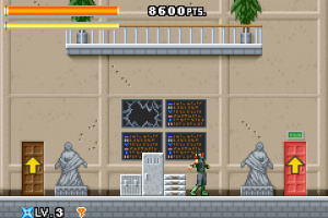Ninja Five-O Screenshot
