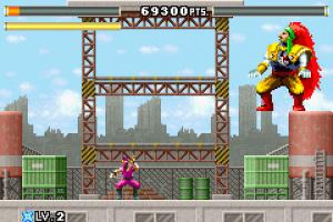 Ninja Five-O Screenshot