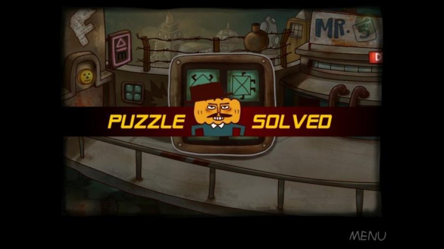 Mr. Pumpkin Adventure Review - Screenshot 2 of 3