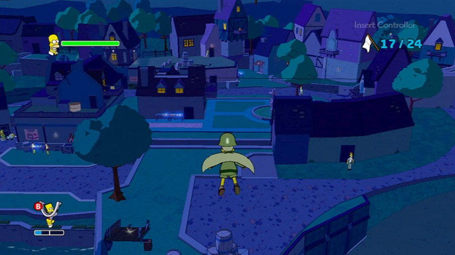 The Simpsons Game Review - Screenshot 1 of 4