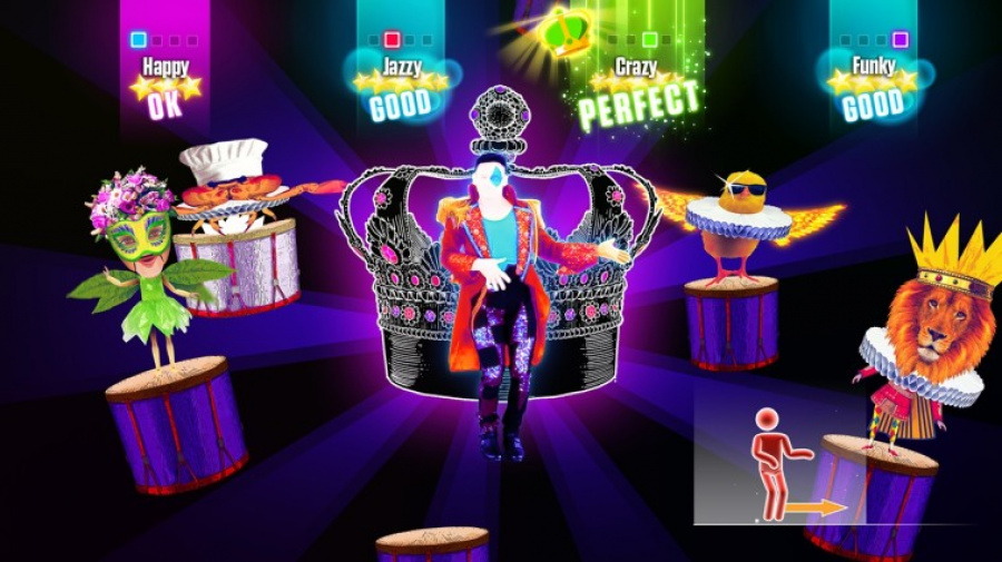 Just Dance 2017 Review - Screenshot 1 of 4
