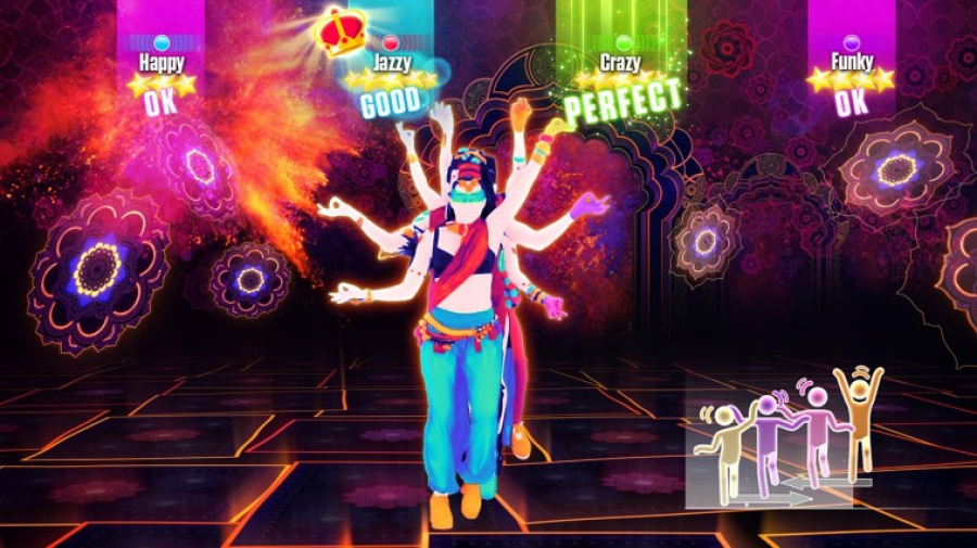 Just Dance 2017 Review - Screenshot 3 of 4
