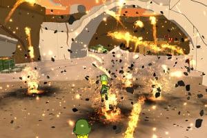 The Simpsons Game Screenshot