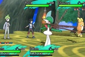 Pokémon Sun and Moon Screenshot