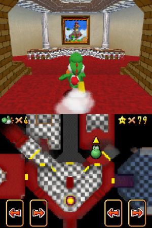 Super Mario 64 DS Review - Screenshot 2 of 2