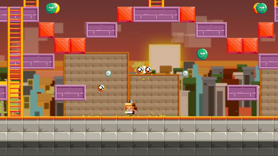 Spheroids Review - Screenshot 4 of 4
