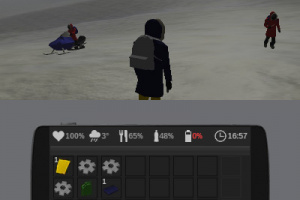 Ice Station Z Screenshot