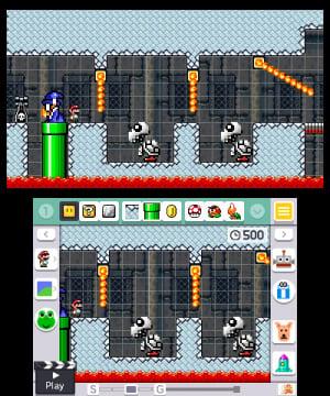 Super Mario Maker for Nintendo 3DS Review - Screenshot 4 of 7