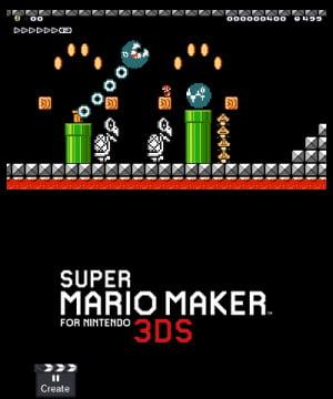 Super Mario Maker for Nintendo 3DS Review - Screenshot 5 of 7