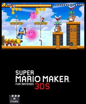 Super Mario Maker for Nintendo 3DS Review - Screenshot 6 of 7