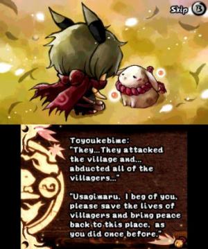 3 DSDS Ninja Usagimaru the Mysterious Karakuri Castle 04 Mediaplayer Large