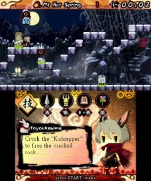 Ninja Usagimaru - The Mysterious Karakuri Castle Review - Screenshot 2 of 3