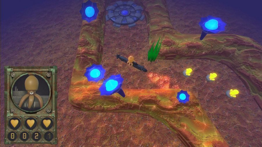 Octocopter: Super Sub Squid Escape Review - Screenshot 4 of 4