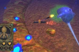 Octocopter: Super Sub Squid Escape Screenshot