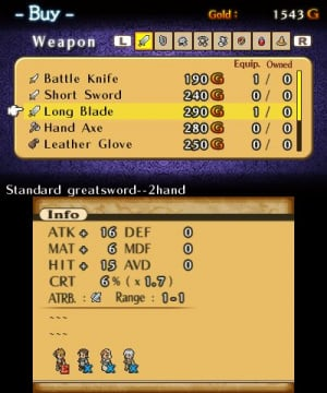 Mercenaries Saga 3 Review - Screenshot 6 of 7