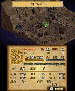 Mercenaries Saga 3 Review - Screenshot 7 of 7