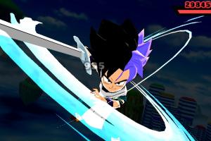 Dragon Ball Fusions Screenshot