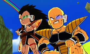 Dragon Ball Fusions Review - Screenshot 3 of 5