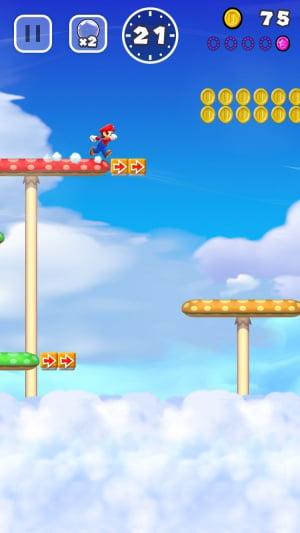 Super Mario Run Review - Screenshot 7 of 7