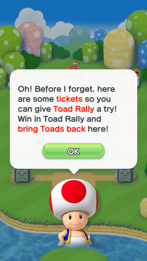 Super Mario Run Review - Screenshot 4 of 7
