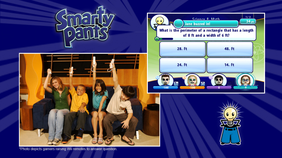 Smarty Pants Review - Screenshot 1 of 3
