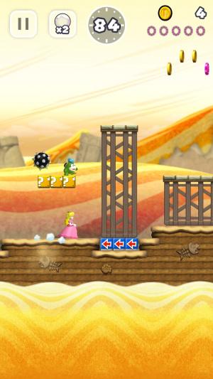 Super Mario Run Review - Screenshot 6 of 7
