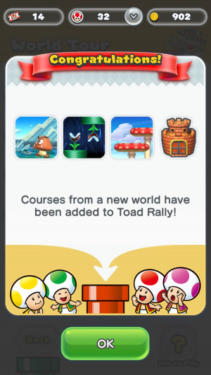Super Mario Run Review - Screenshot 2 of 7