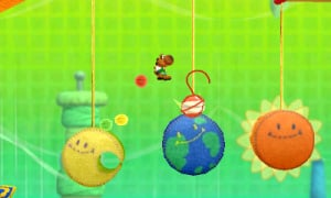 Poochy & Yoshi's Woolly World Review - Screenshot 1 of 9
