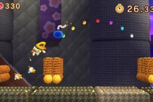 Poochy & Yoshi's Woolly World Screenshot