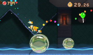 Poochy & Yoshi's Woolly World Review - Screenshot 2 of 9