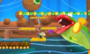 Poochy & Yoshi's Woolly World Review - Screenshot 5 of 9