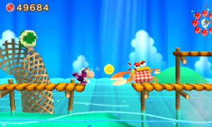 Poochy & Yoshi's Woolly World Review - Screenshot 3 of 9