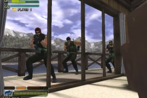 Ghost Squad Screenshot