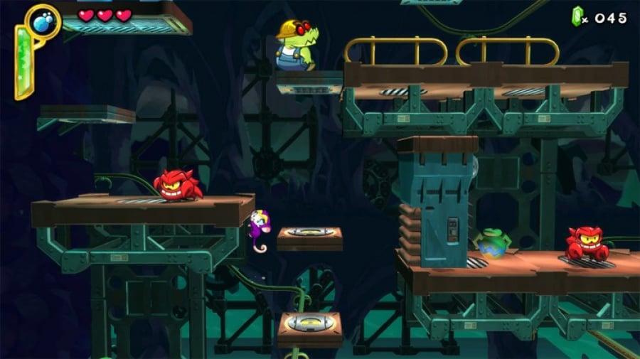 Shantae: Half-Genie Hero Review - Screenshot 1 of 4