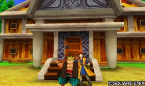 Dragon Quest VIII: Journey of the Cursed King Review - Screenshot 1 of 14