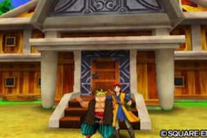 Dragon Quest VIII: Journey of the Cursed King Screenshot