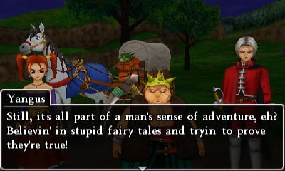 Dragon Quest VIII: Journey of the Cursed King Review (3DS