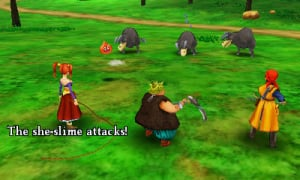 Dragon Quest VIII: Journey of the Cursed King Review - Screenshot 3 of 14