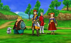 Dragon Quest VIII: Journey of the Cursed King Review - Screenshot 5 of 14